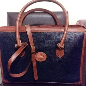 Dooney & Bourke All Weather Leather Tote